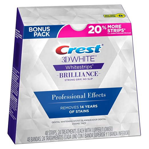 Image Result For Crest D White Brilliance Professional Effects
